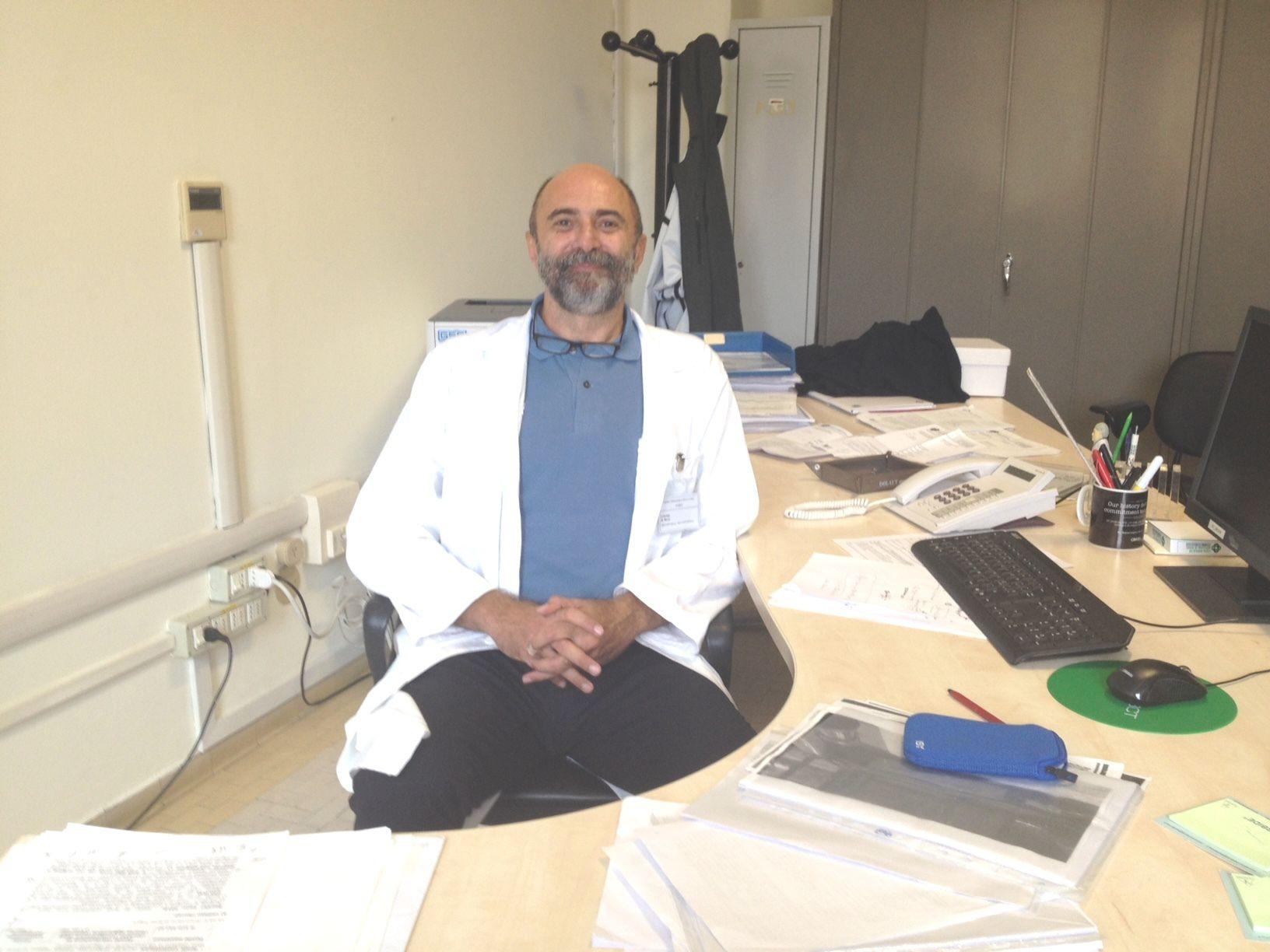 La Guida - Lorenzi nuovo direttore del servizio trasfusionale del Santa Croce