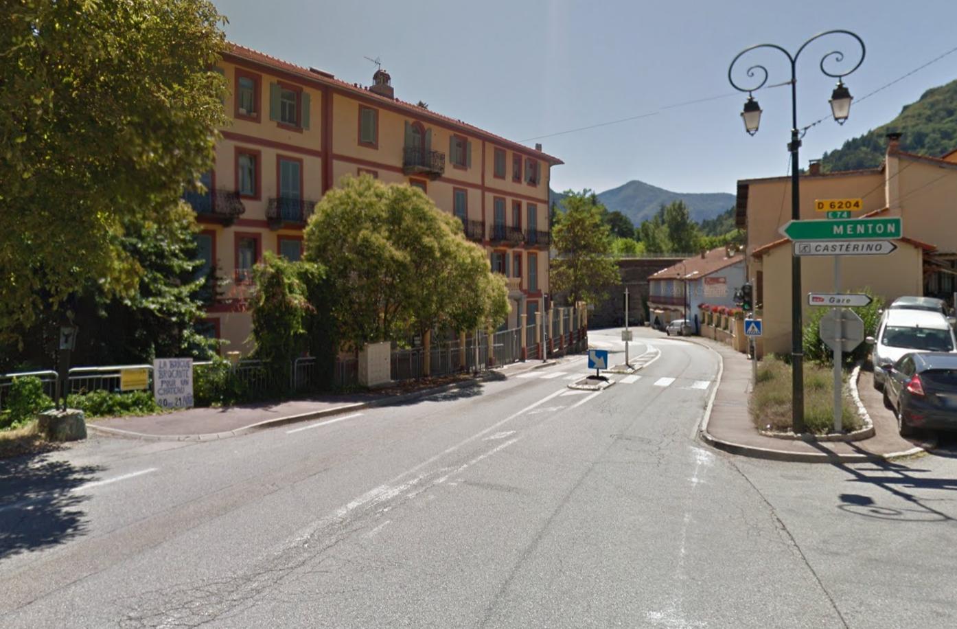 La Guida - Valle Roya, stanotte strada chiusa a Saint Dalmas de Tende