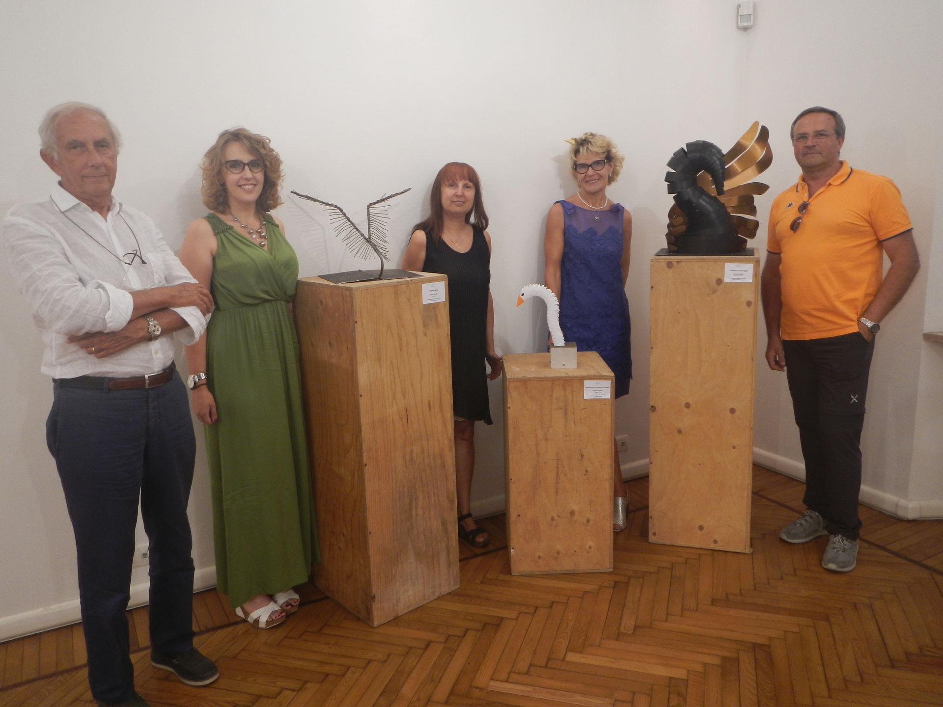 La Guida - Il voto del pubblico per una scultura in piazza Boves