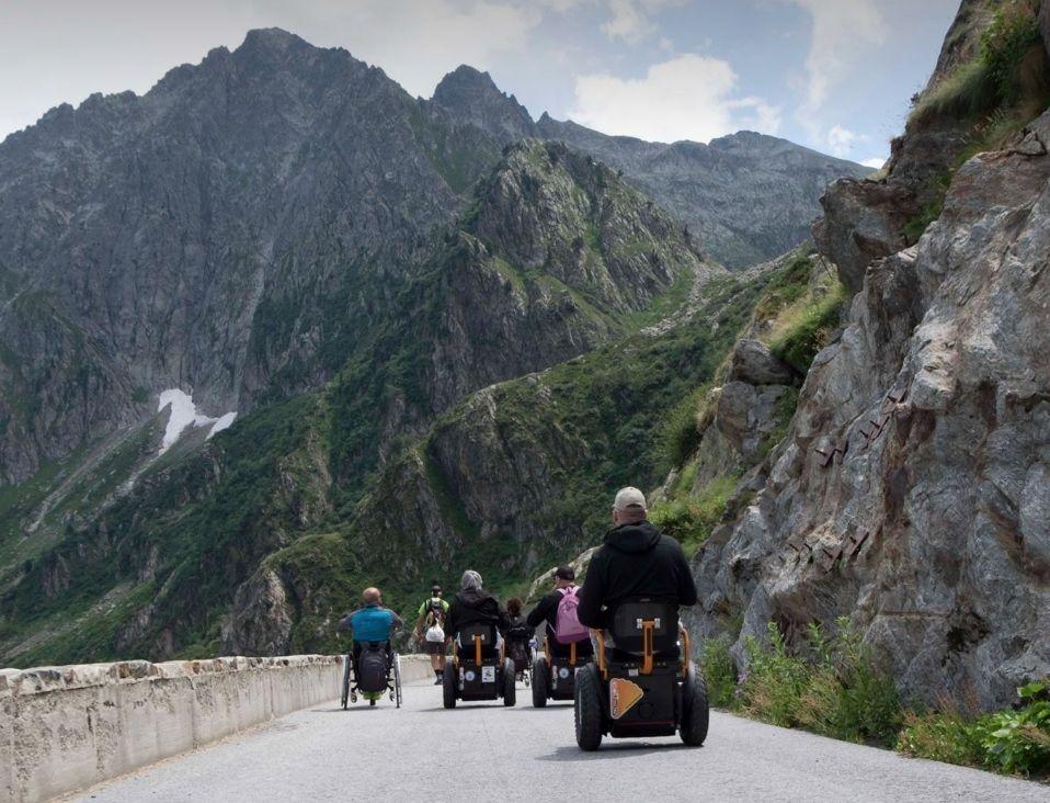 La Guida - Sentieri di montagna accessibili a tutti