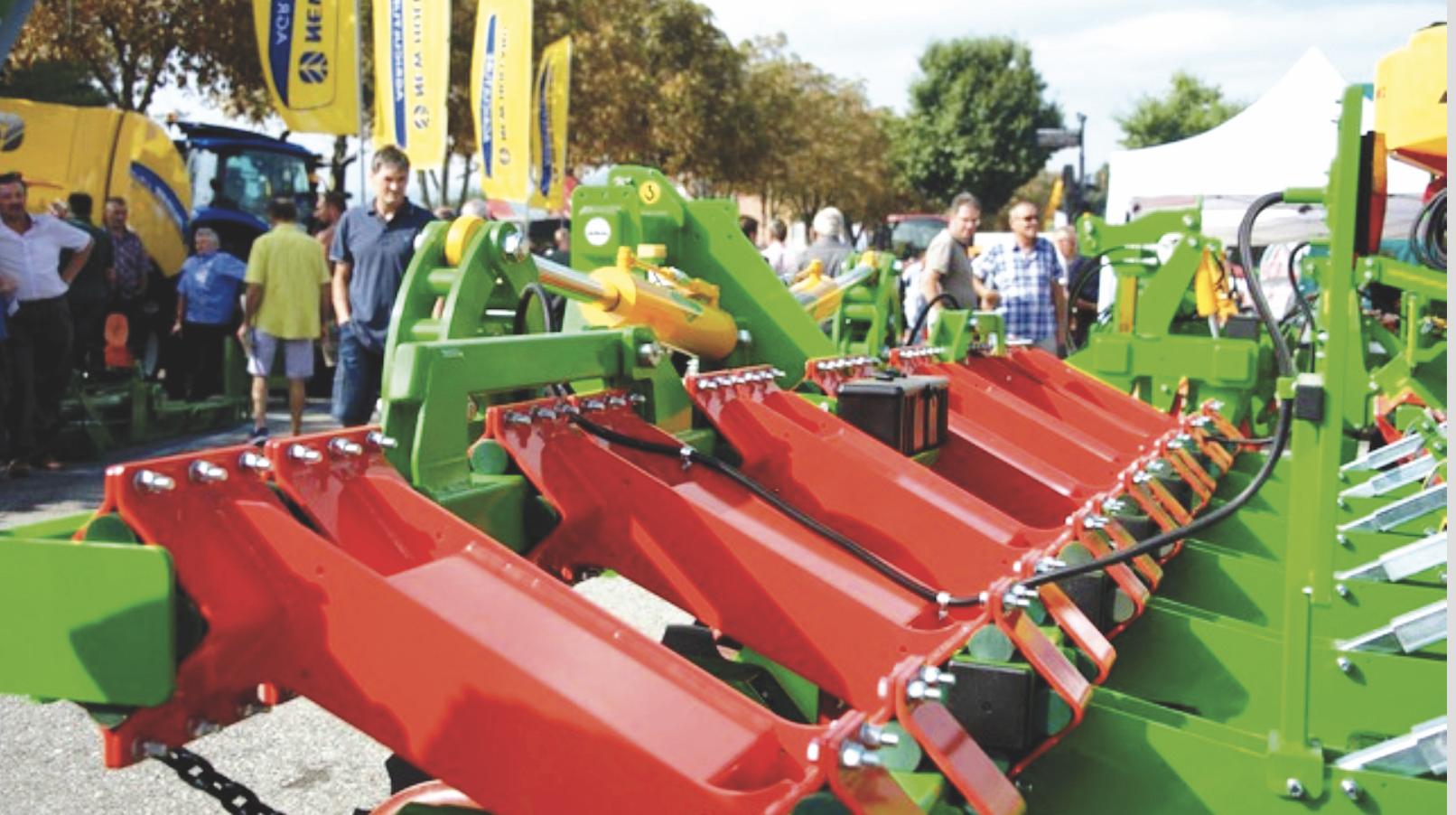 La Guida - A Saluzzo la Mostra della meccanica agricola