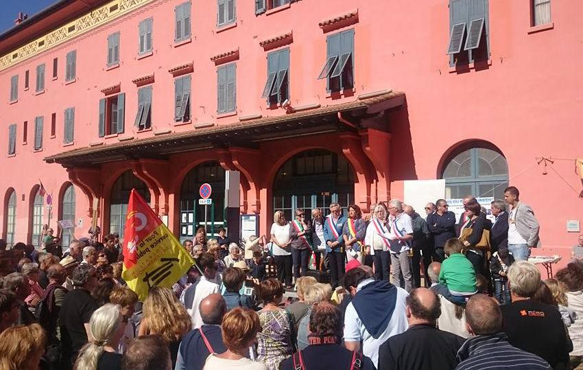 La Guida - Festa per l'avvio dei lavori sulla Cuneo-Ventimiglia
