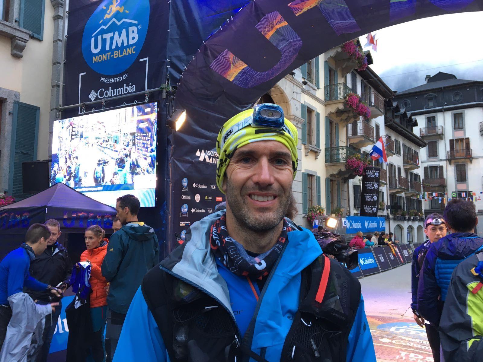 La Guida - Al traguardo dopo 36 ore di gara nell'Ultra trail du Mont Blanc