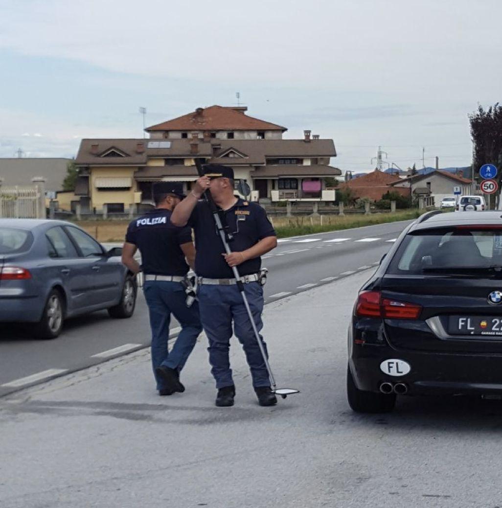 La Guida - Polizia, controlli su strade e all'aeroporto