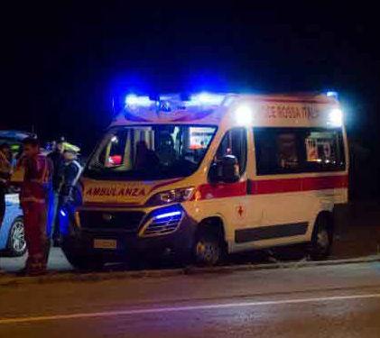 La Guida - Auto contro moto, 17enne gravemente ferito