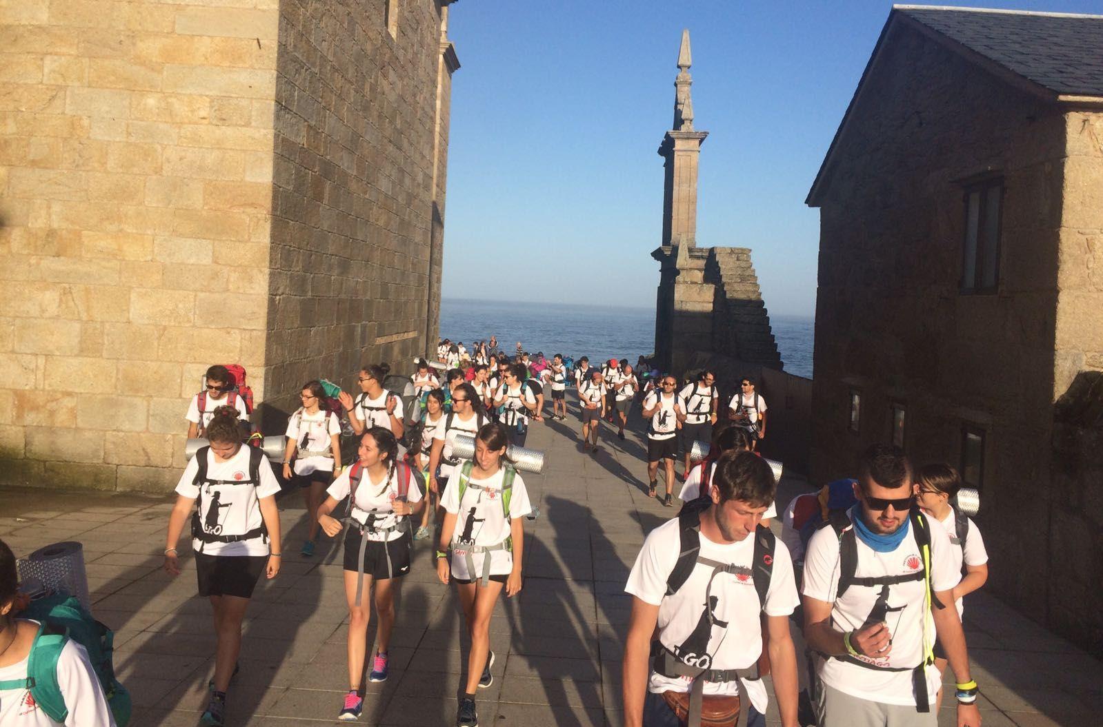 La Guida - Settanta giovani cuneesi sul cammino di Santiago de Compostela