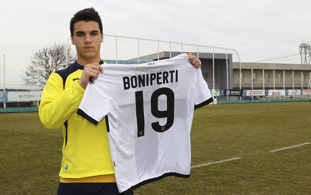La Guida - Un nuovo attaccante per il Cuneo: arriva Filippo Boniperti