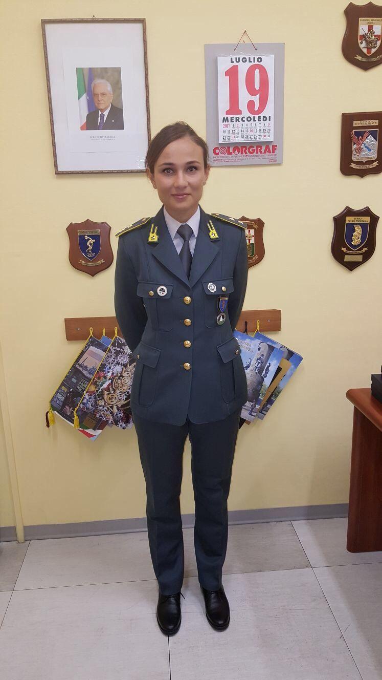 Fiamme Gialle  Nuovo Comandante A Fossano - La Guida