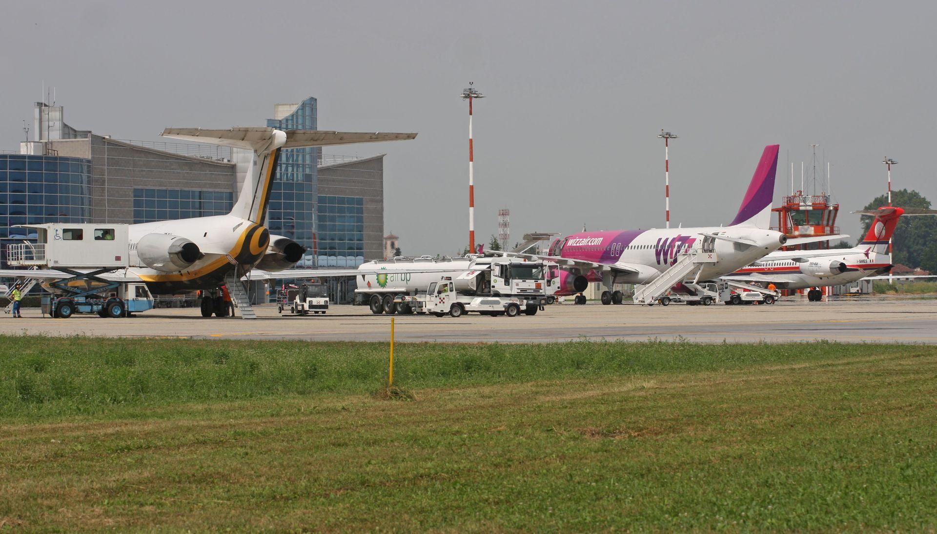 La Guida - Levaldigi, in forte aumento i jet privati