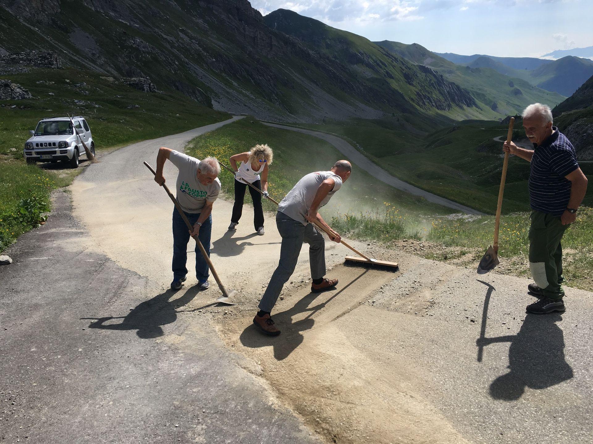 La Guida - Fausto Coppi, cercasi volontari per la pulizia delle strade che portano al Fauniera