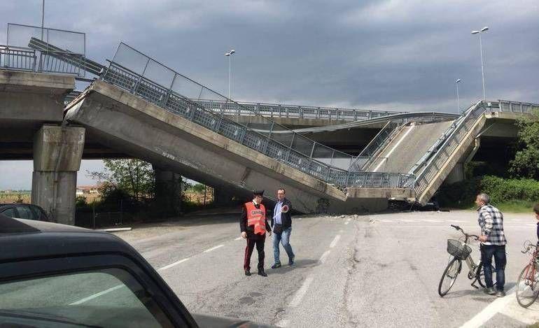 La Guida - Ponte crollato a Fossano, potrebbe riaprire via Marene