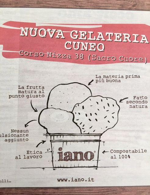 La Guida - Iano, una nuova gelateria in centro Cuneo