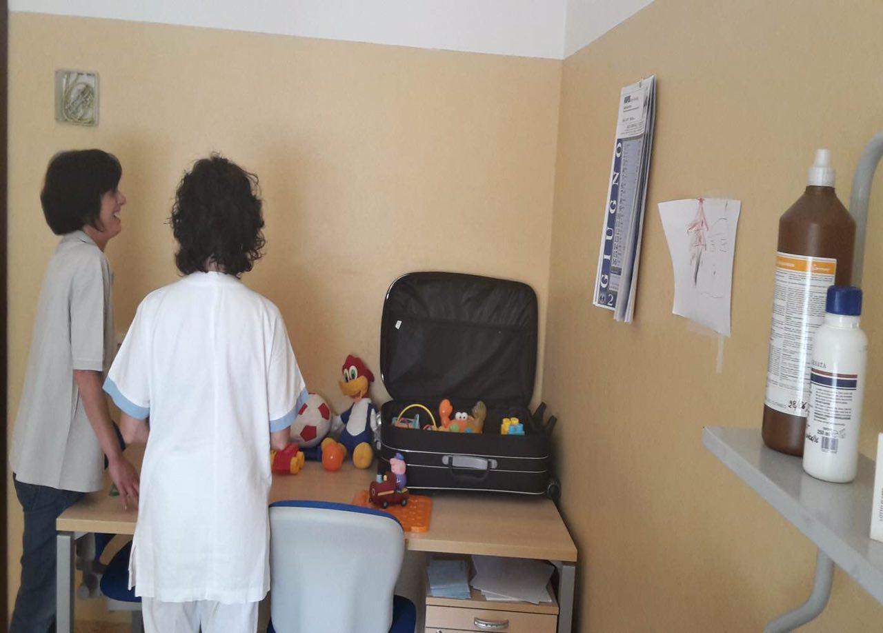 La regione stanzia 4 milioni per le case della salute for Premiato piano casa artigiano