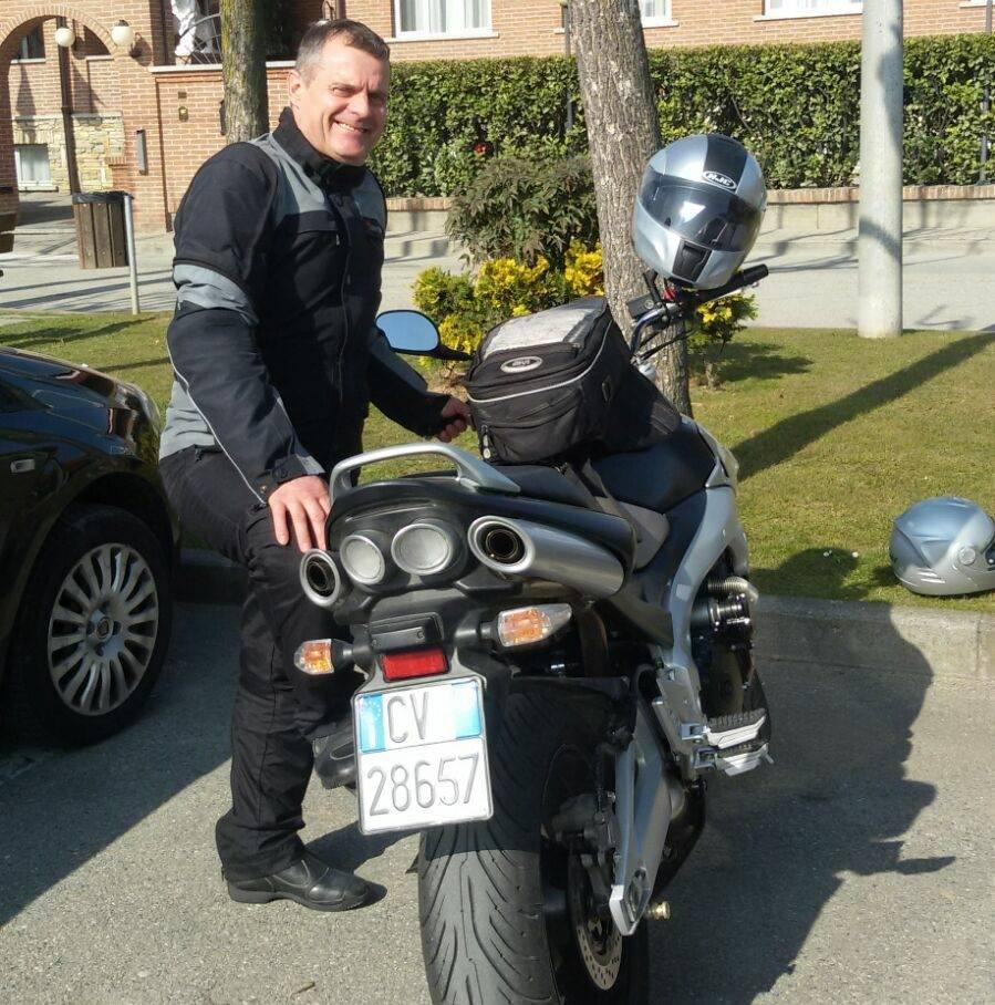 La Guida - Muore in moto tra Caraglio e Dronero
