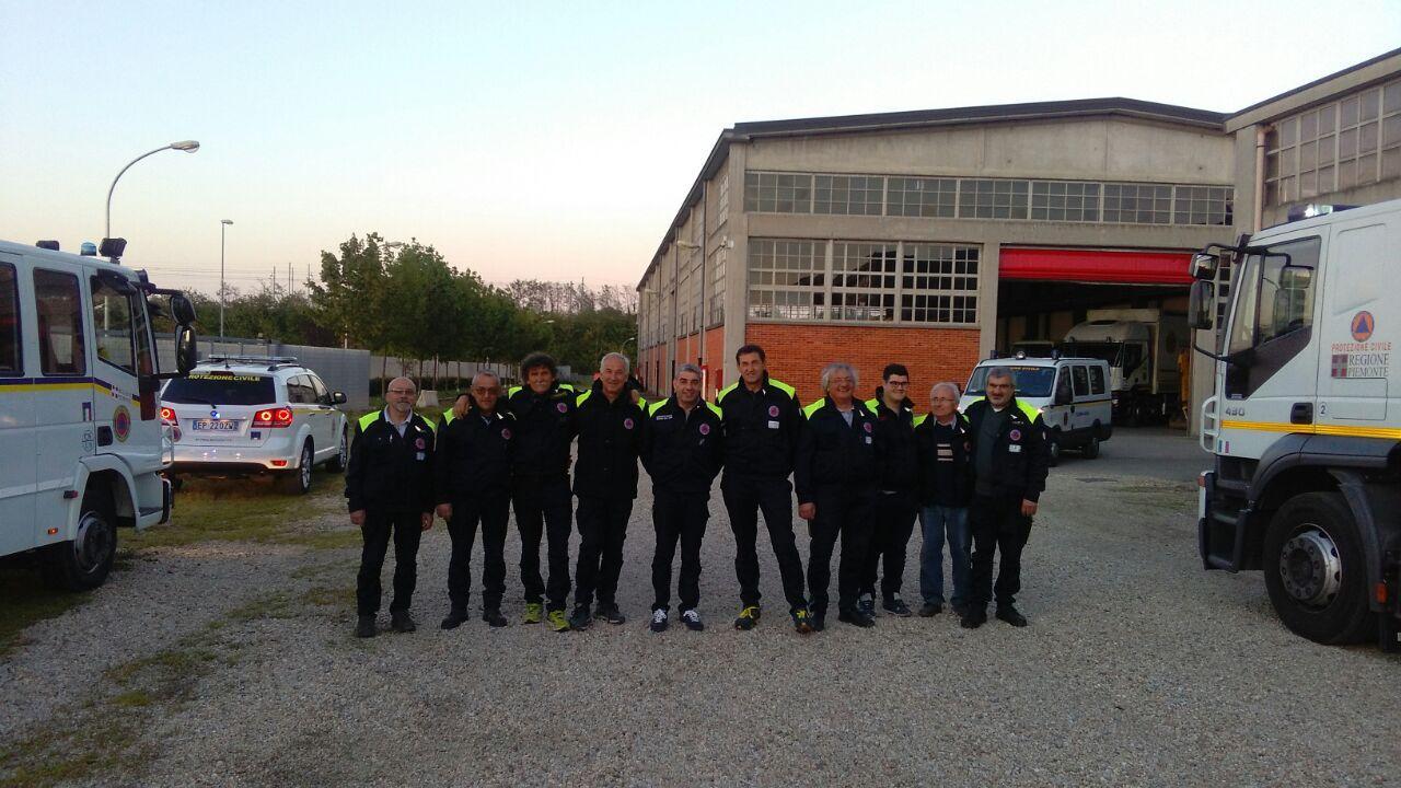 La Guida - La Protezione Civile di Cuneo in Svezia