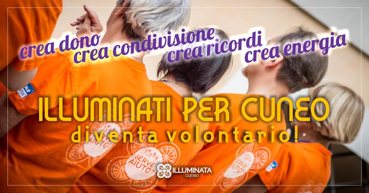 La Guida - Cuneo Illuminata, al via la campagna di reclutamento volontari