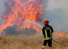 La Guida - Siccità e rischio incendi, ancora stato di massima pericolosità