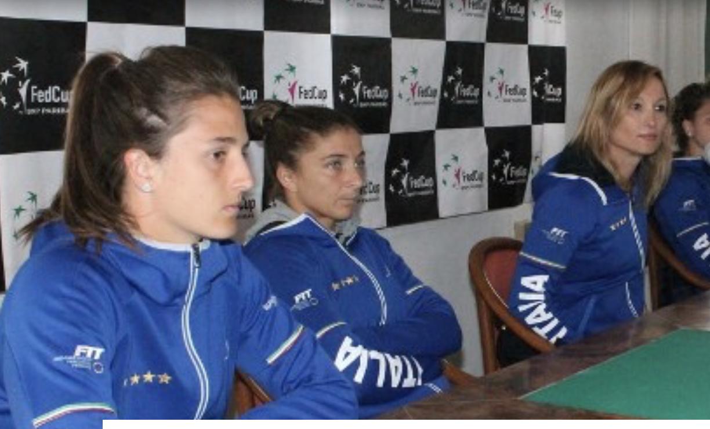 La Guida - Tennis, Camilla Rosatello nella squadra azzurra in Fed Cup