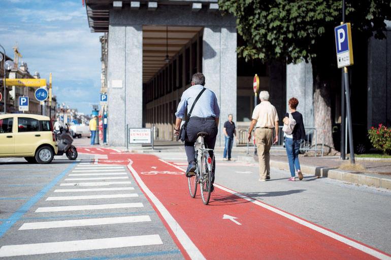 La Guida - Dalla Regione 800.000 euro per le piste ciclabili