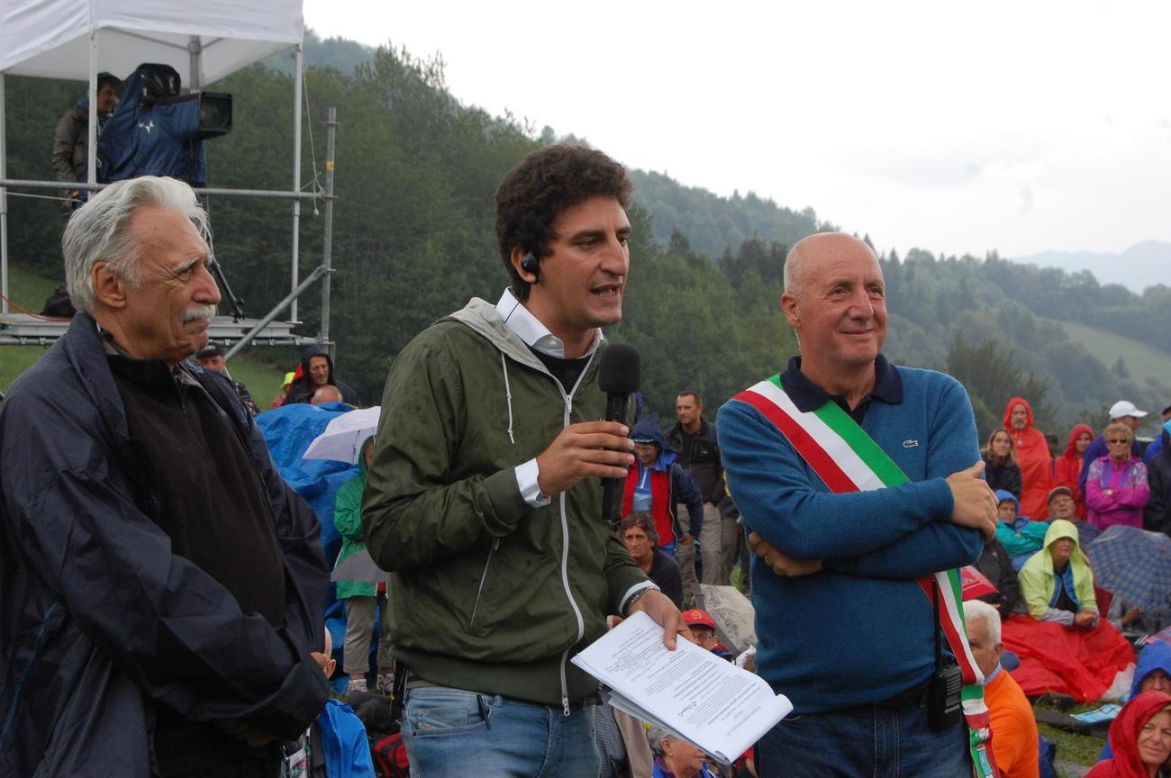 La Guida - Cittadinanza onoraria di Rittana a Marco Revelli