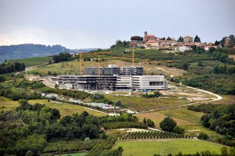 La Guida - La Regione stanzia 25,8 milioni per l'ospedale di Verduno