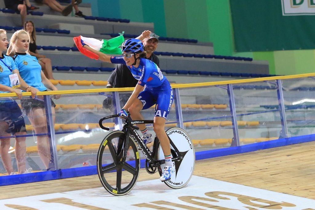 La Guida - Elisa Balsamo in gara a Hong Kong nei Mondiali su pista