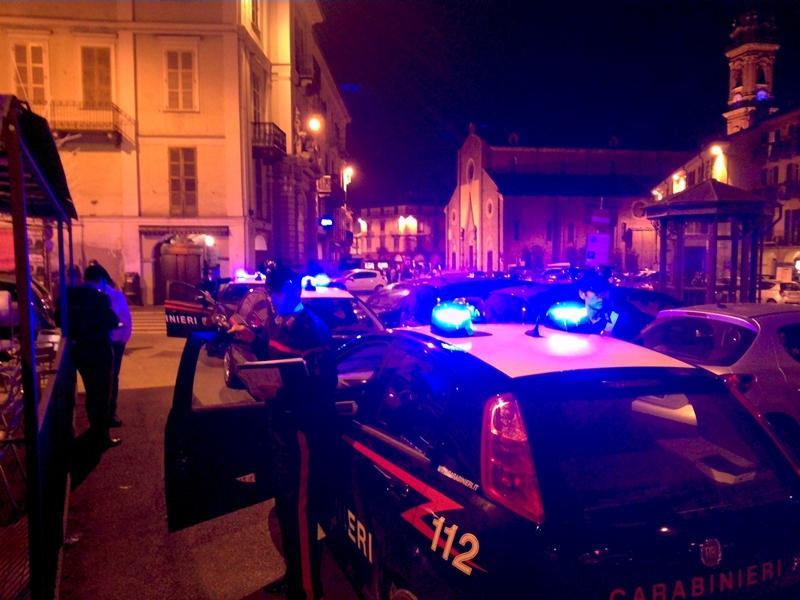La Guida - Saluzzo, Carabinieri contro droga e alcool al volante