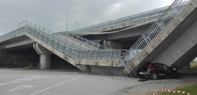 La Guida - Crollo del viadotto di Fossano, la decisione sarà a settembre