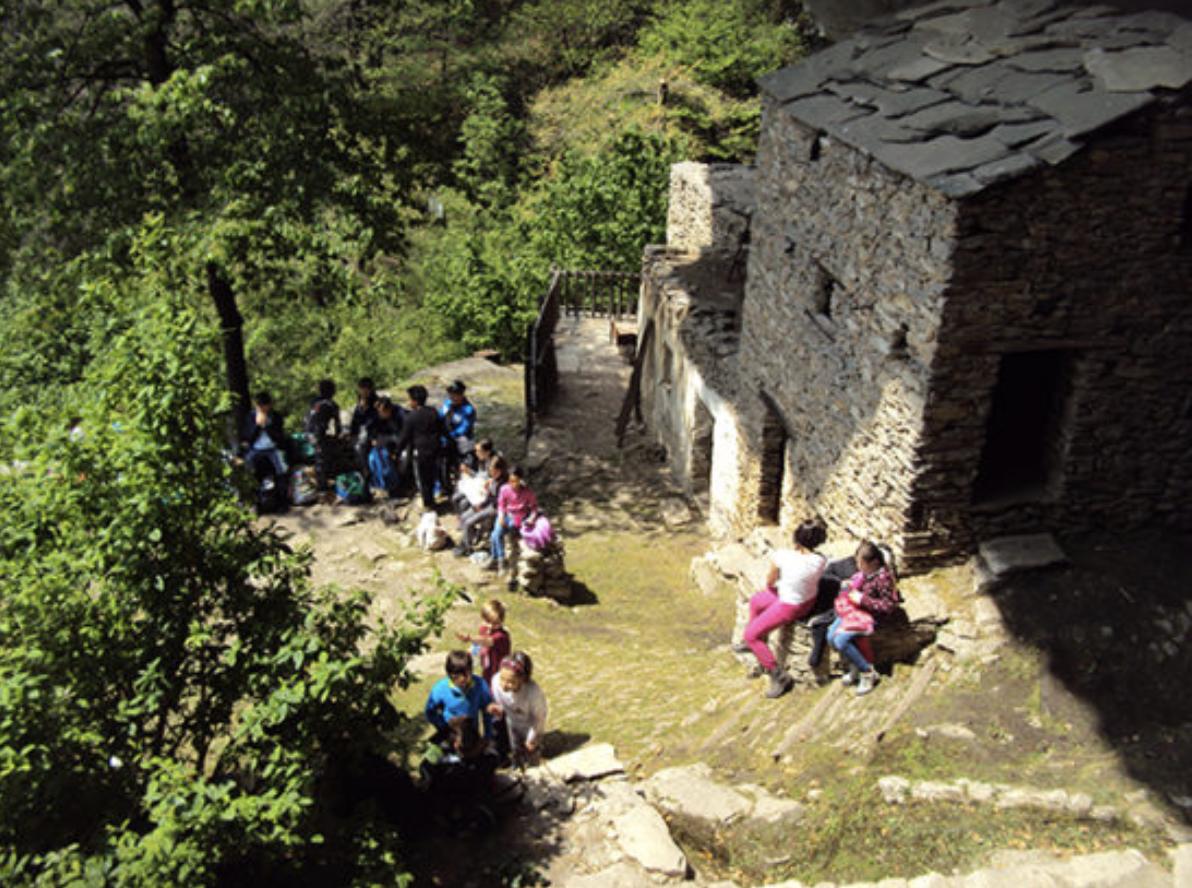 La Guida - Riapre il villaggio-museo Balma Boves