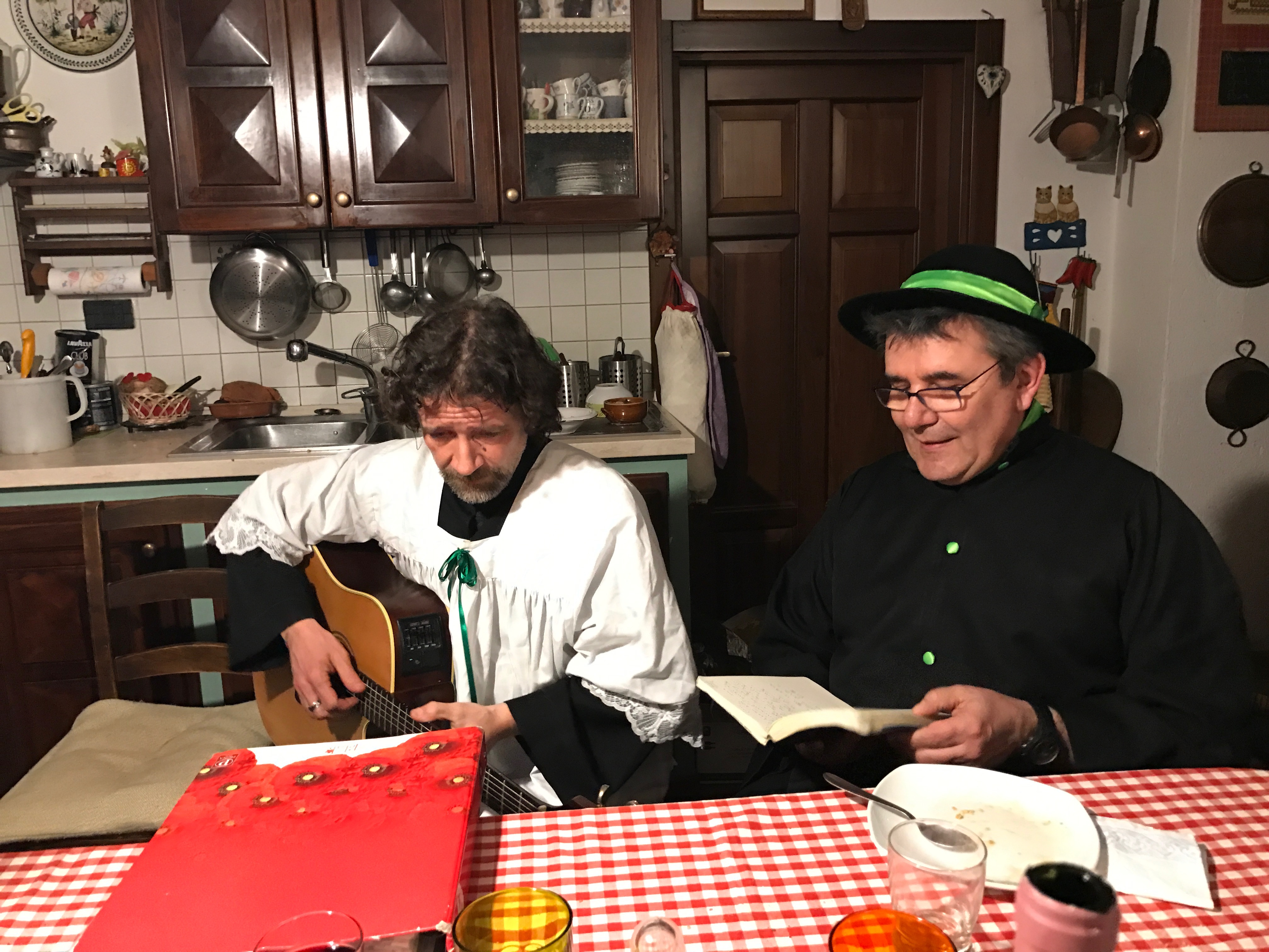 La Guida - La mezz'ora canonica in San Francesco