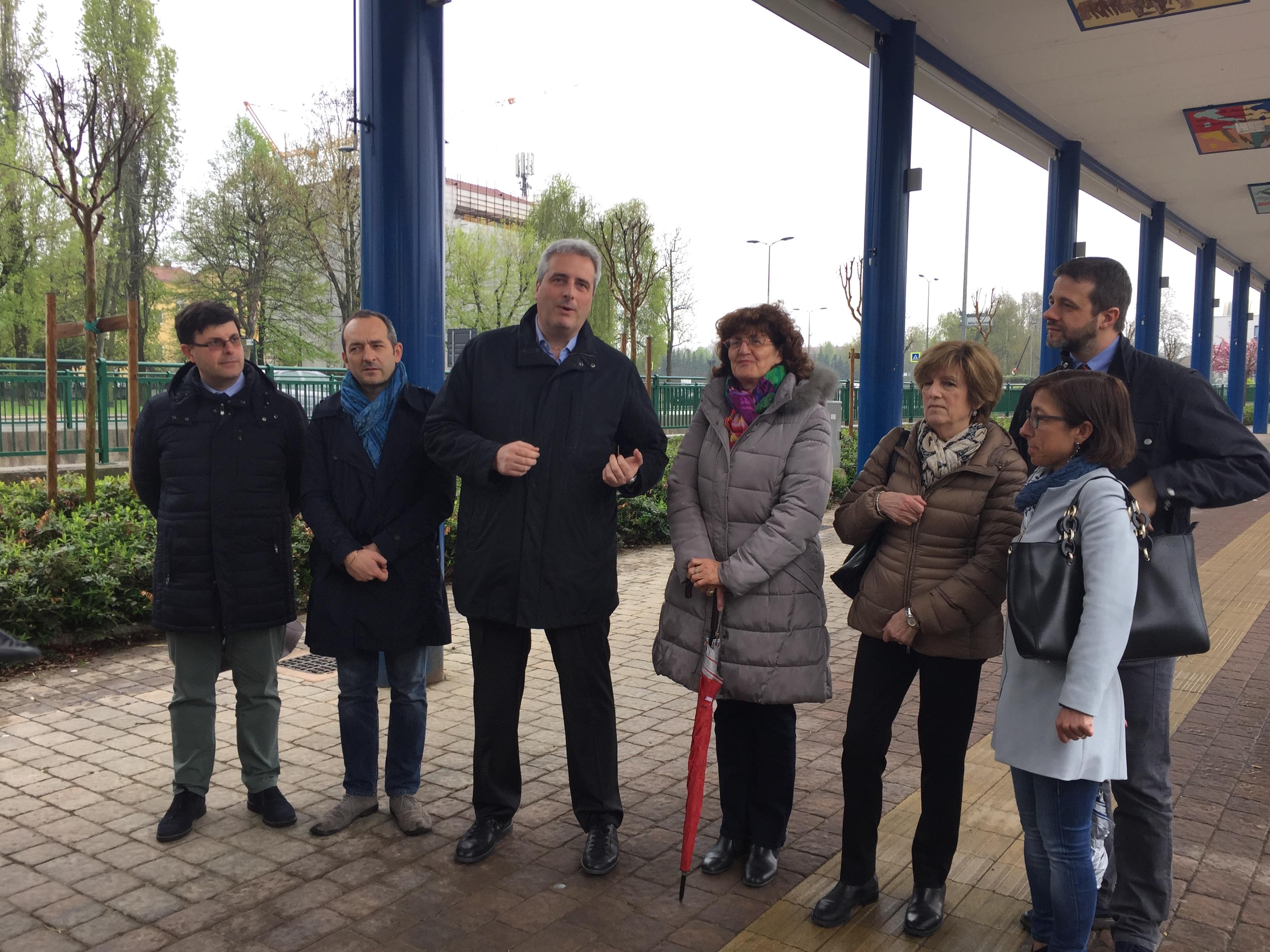 La Guida - Federico Borgna si ricandida sindaco