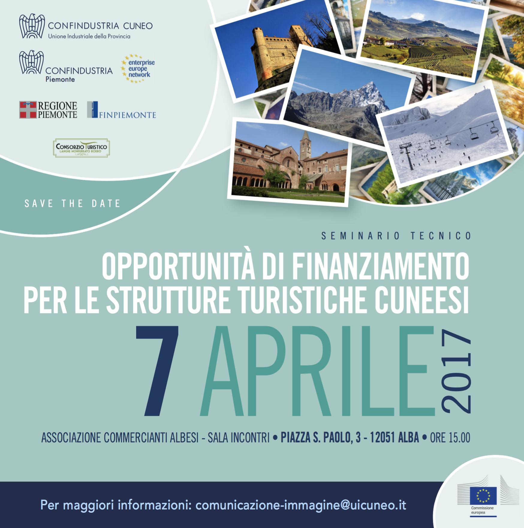 La Guida - Opportunità di finanziamenti per strutture turistiche