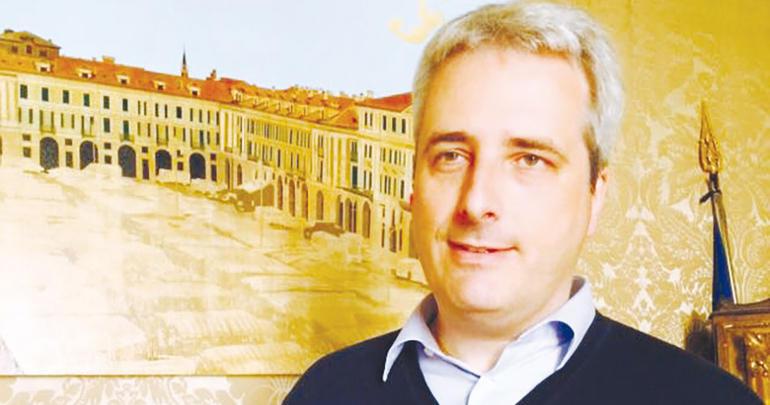 La Guida - Federico Borgna domani presenta la sua candidatura a sindaco