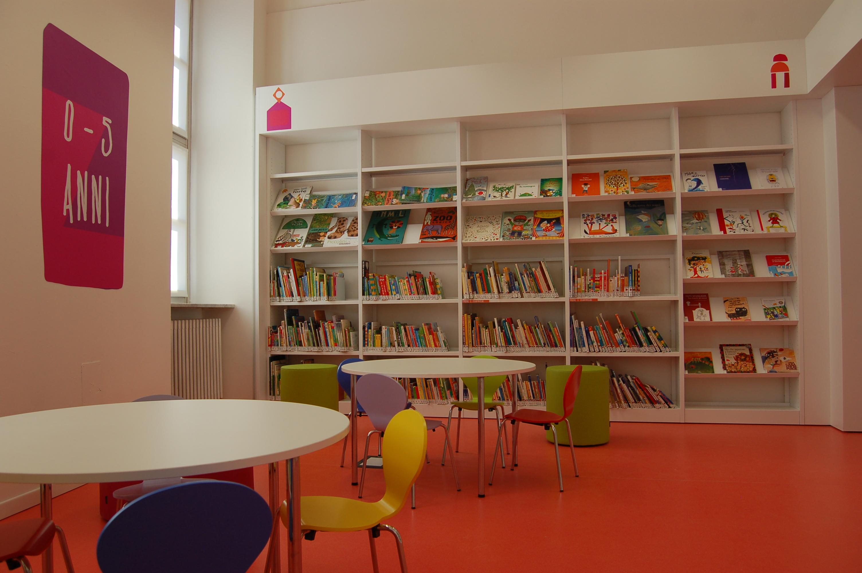 La Guida - Laboratori, letture, attività e spettacoli nella nuova biblioteca 0-18