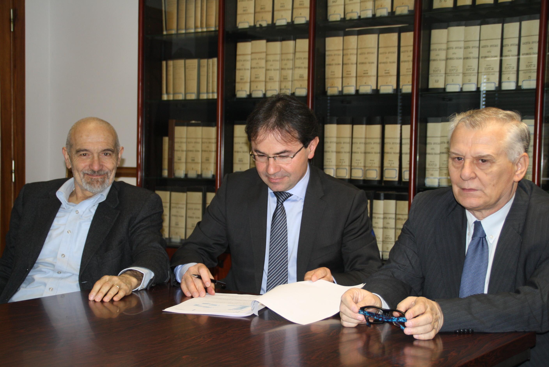 La Guida - Firmato un accordo tra ospedale Santa Croce e Inps Cuneo