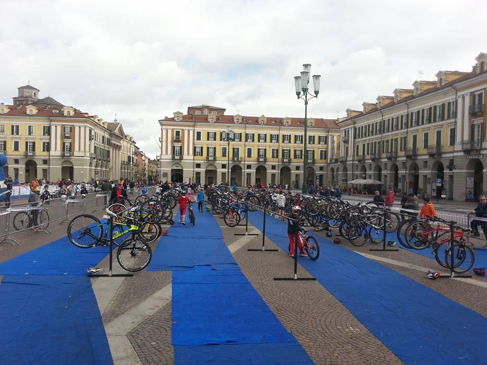 La Guida - Quasi 400 atleti in gara nel Duathlon Città di Cuneo
