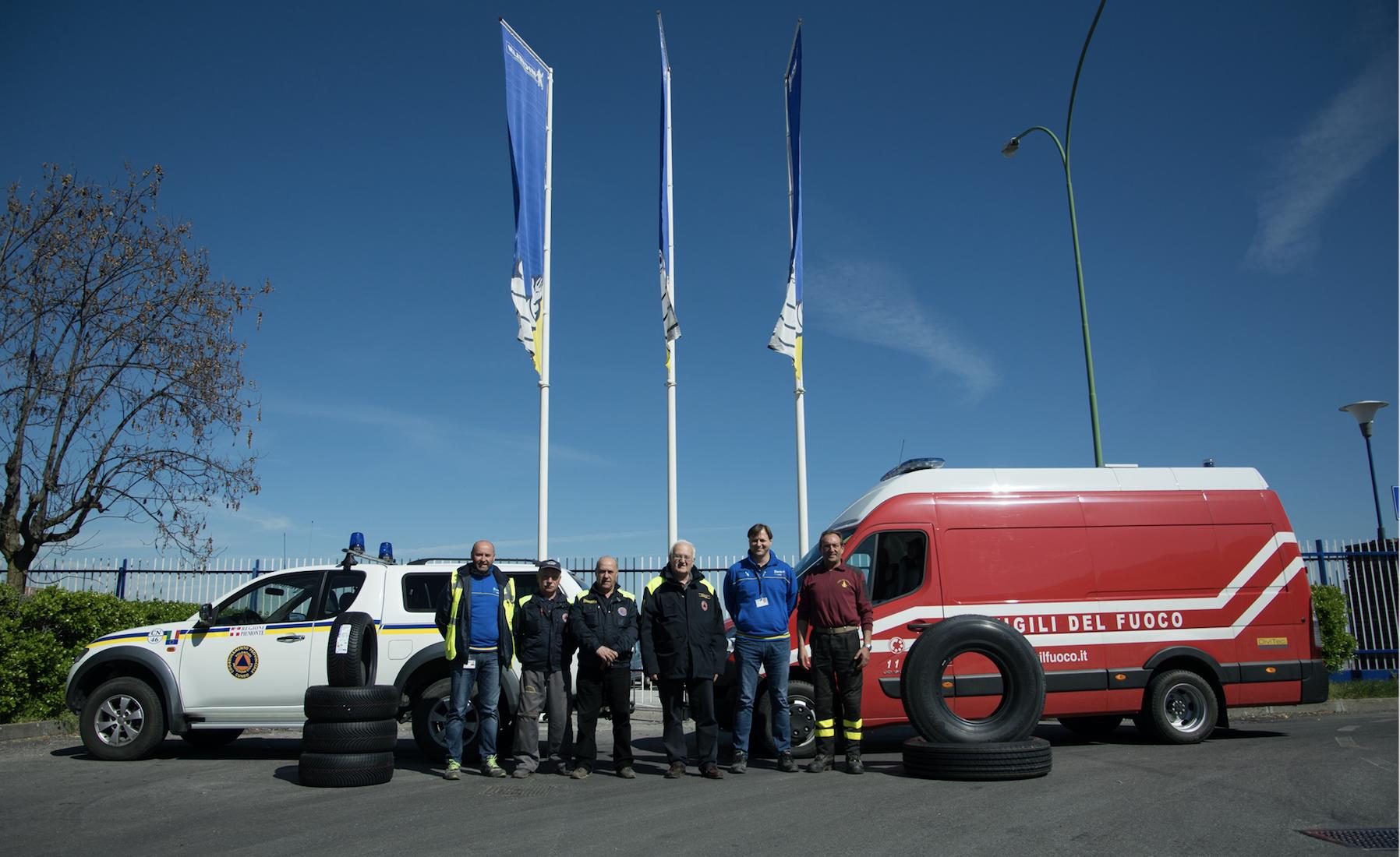 La Guida - Dalla Michelin gomme ai Vigili del fuoco e alla Protezione civile
