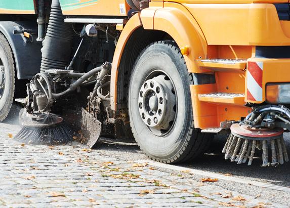 La Guida - Dal 1° aprile riprende la pulizia strade
