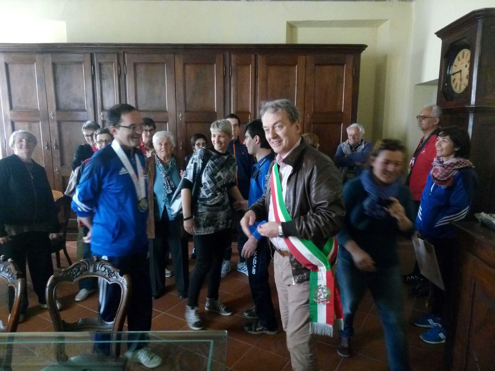 La Guida - Special Olympic, Sergio Balbis premiato a Chiusa Pesio