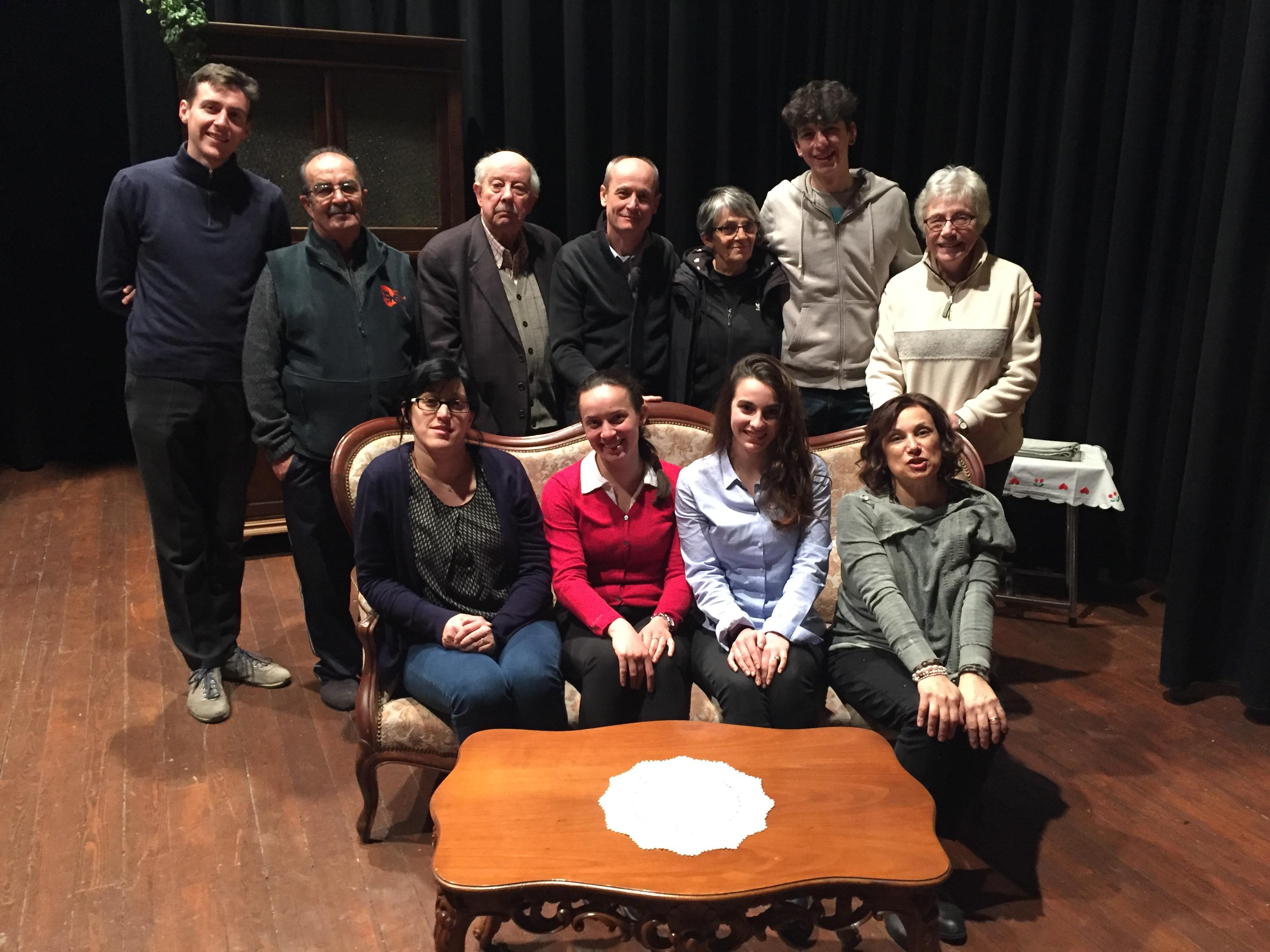 La Guida - La Filodrammatica Don Bosco in scena con una nuova commedia