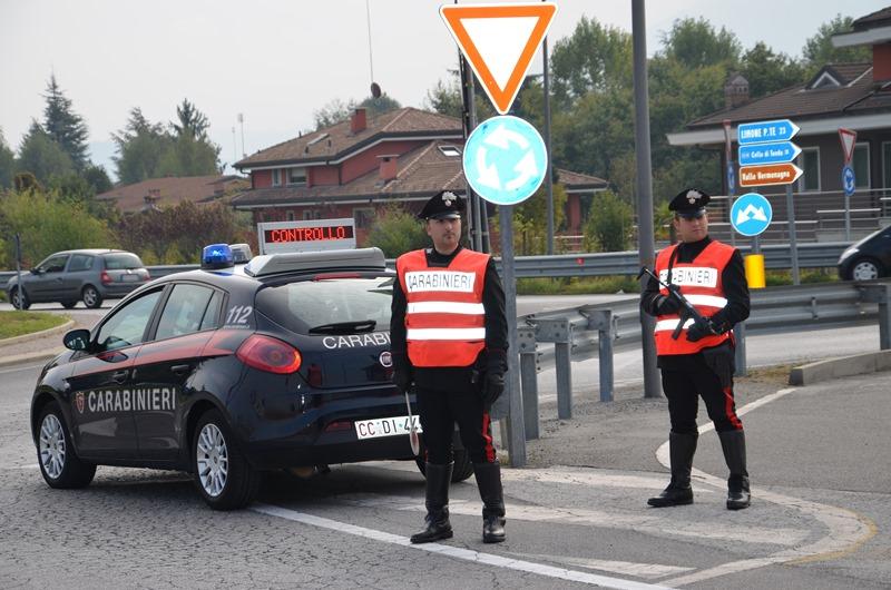 La Guida - Controlli e denunce dei Carabinieri sulle strade borgarine