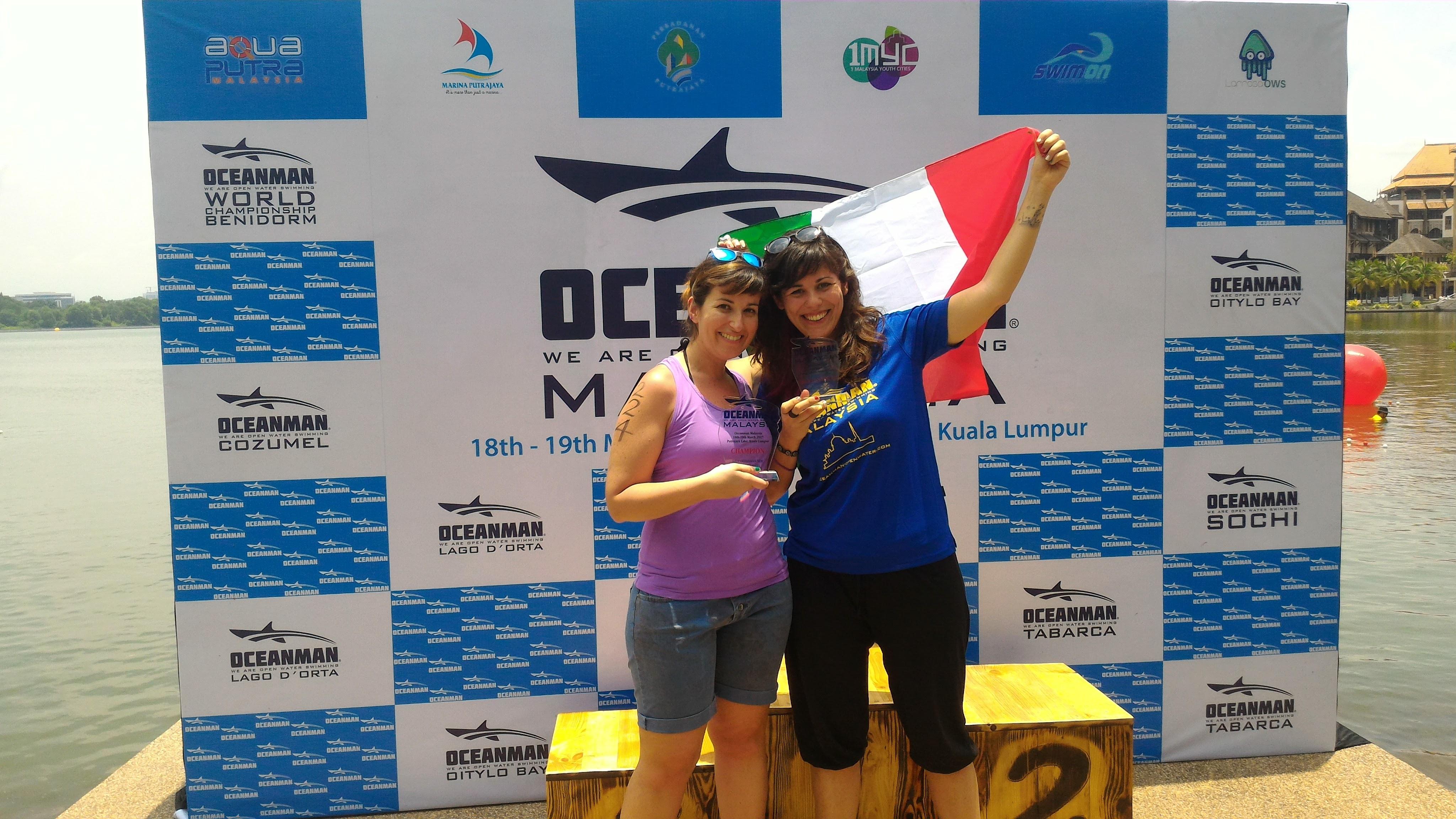 La Guida - Due cuneesi in gara nella Oceanman in Malesia