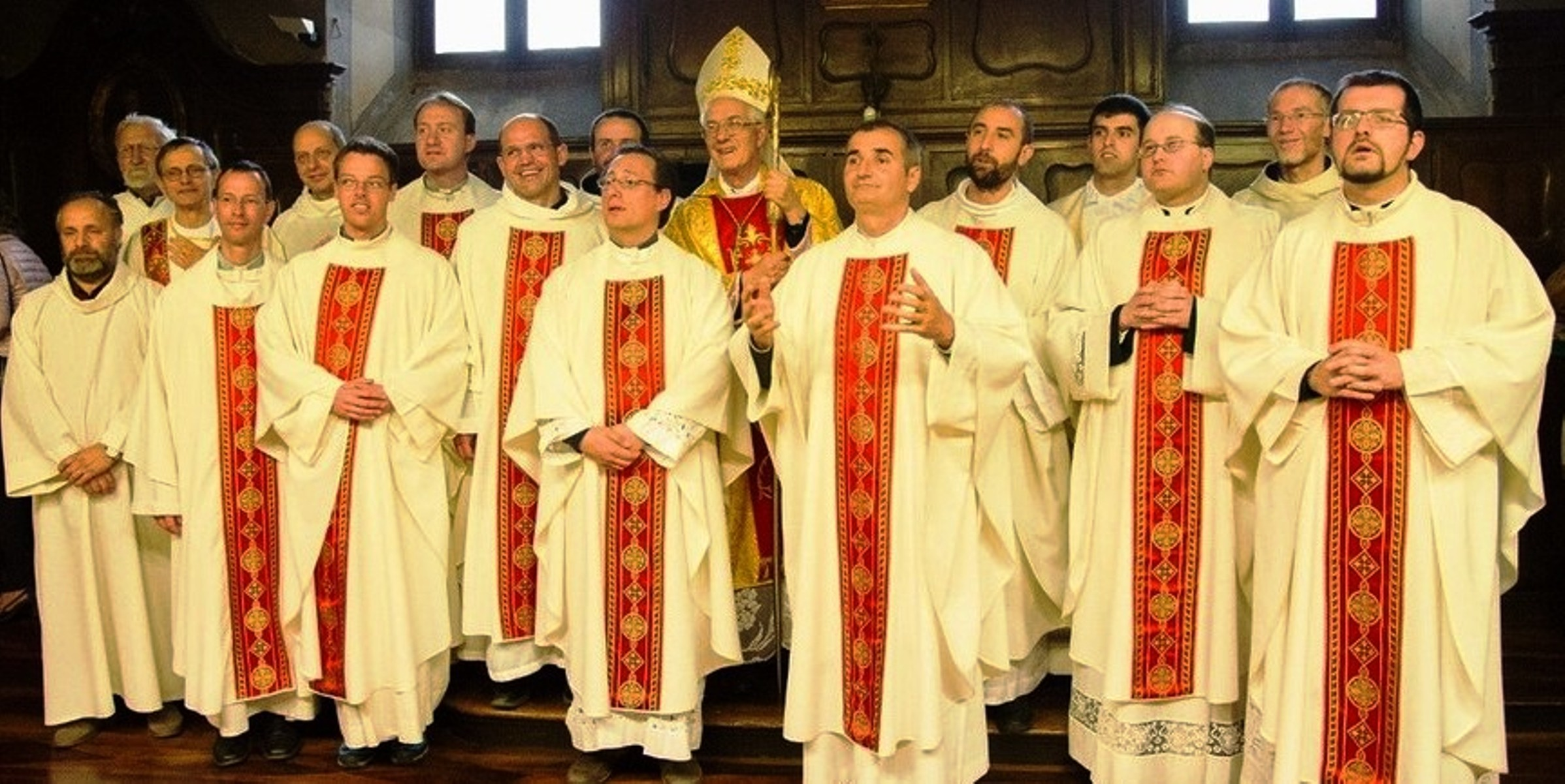La Guida - Saluzzo, messa d'addio di monsignor Guerrini