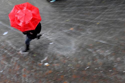 La Guida - Allerta gialla per pioggia su gran parte del Piemonte
