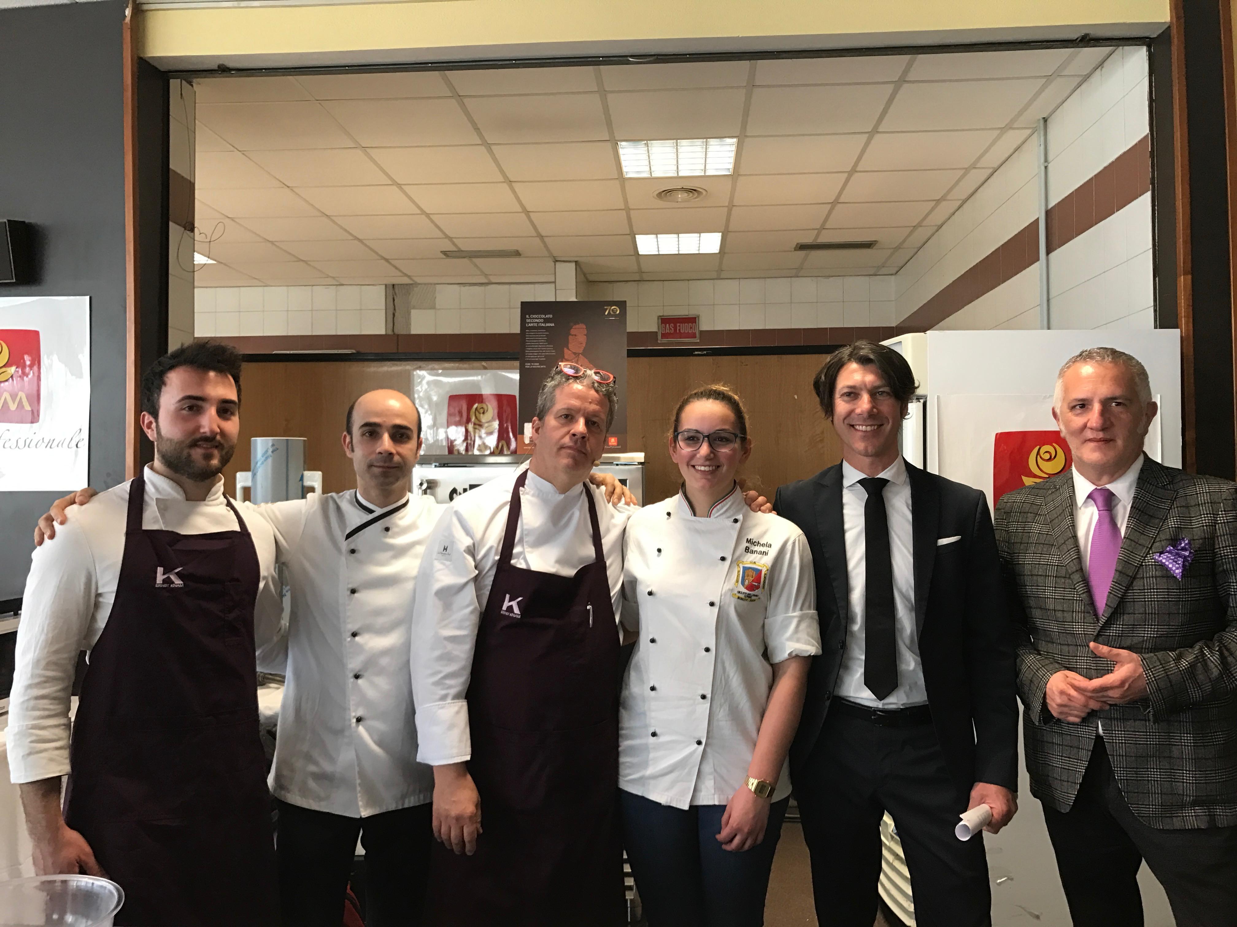 La Guida - Monregalese vince il premio Cioccolato Giovani 2017