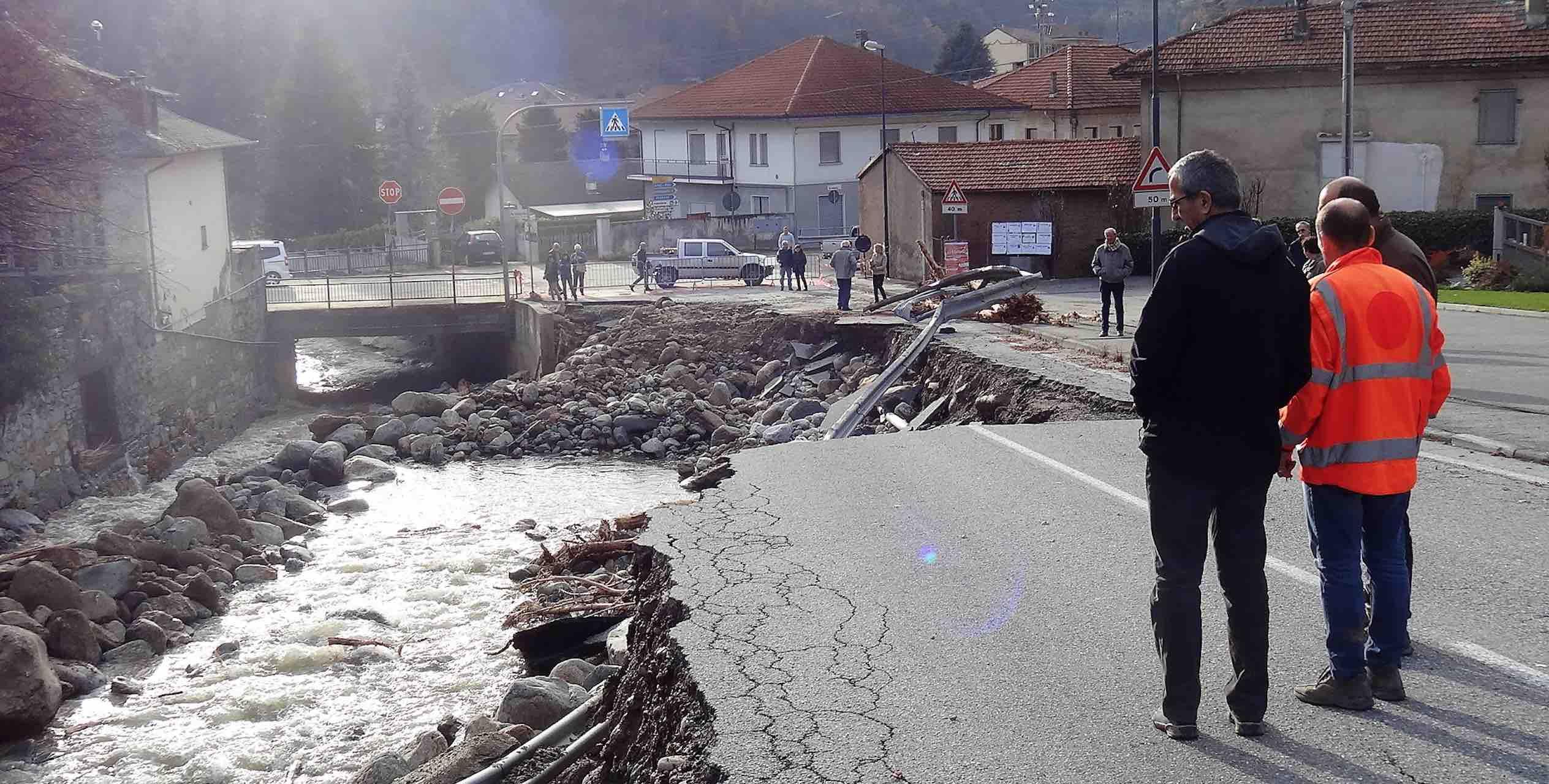La Guida - Alluvione, dallo Stato 28,2 milioni di euro per la Granda
