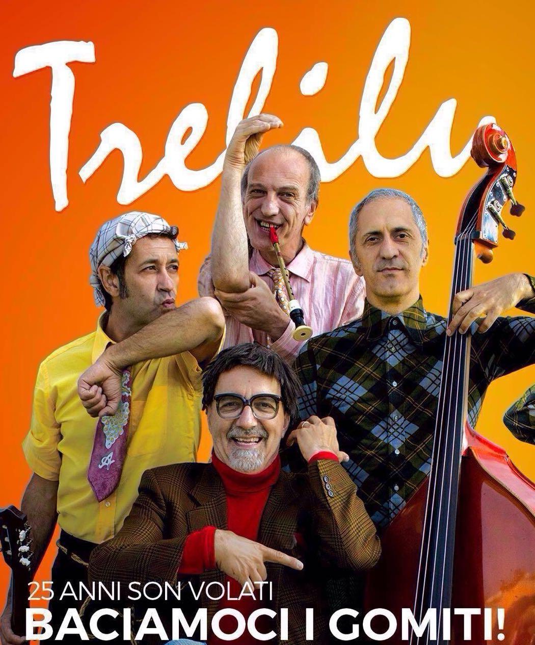 La Guida - Lega Tumori, spettacolo con i Trelilu al Toselli