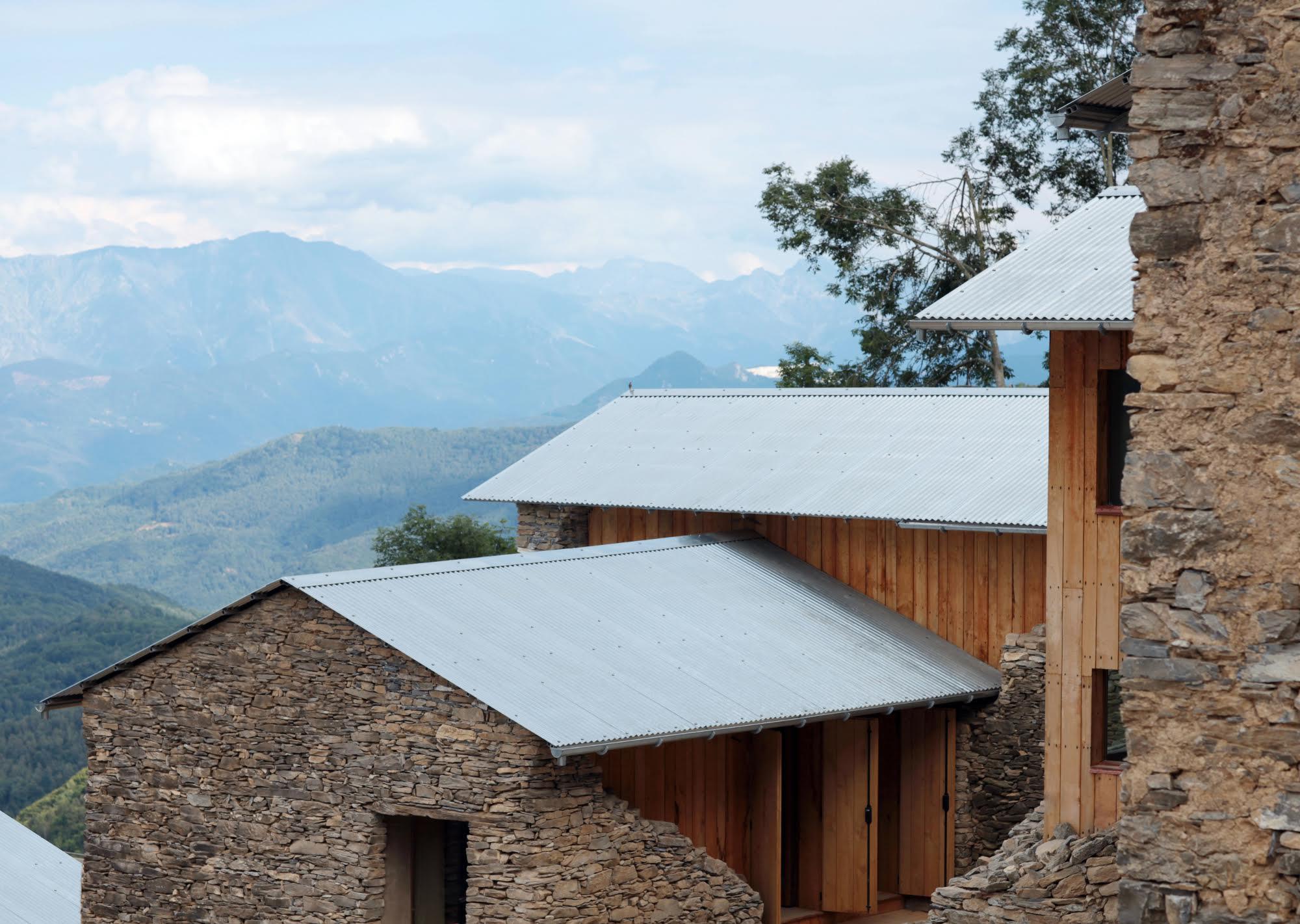La Guida - Premio nazionale per il recupero di Paraloup: la rinascita di una borgata alpina