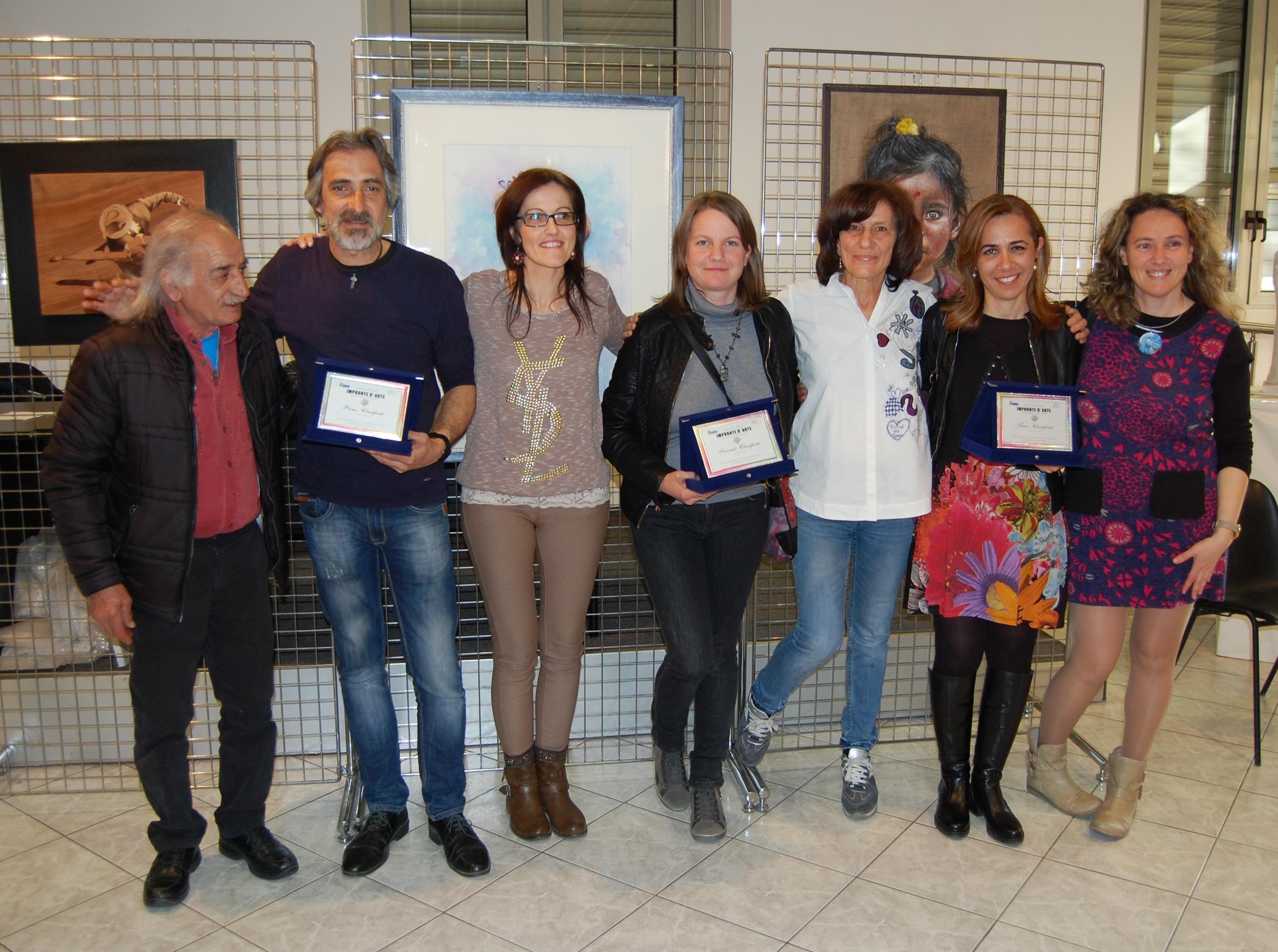 La Guida - I premiati di Art En Ciel della mostra di Cuneo