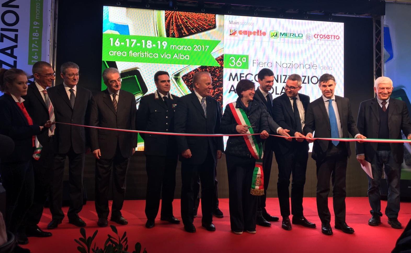 La Guida - Meccanizzazione Agricola a Savigliano, un premio all'innovazione